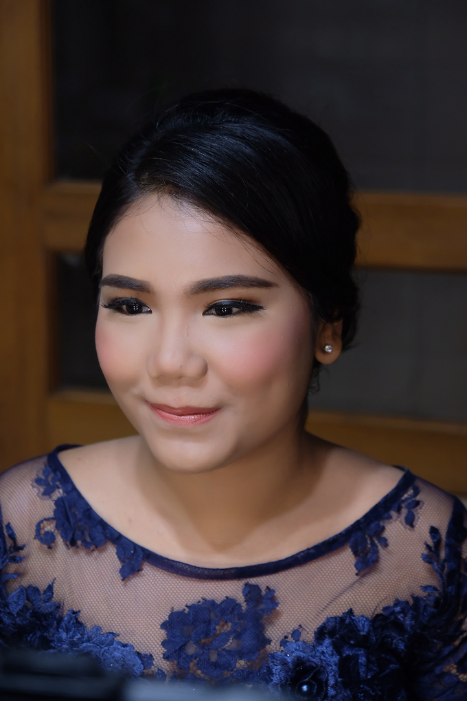 Party Makeup Look for Ms. Ivana by Erliana Lim Makeup Artist - 003