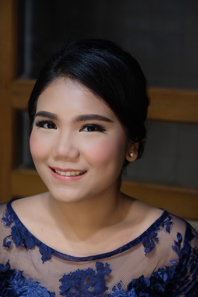 Party Makeup Look for Ms. Ivana by Erliana Lim Makeup Artist - 001