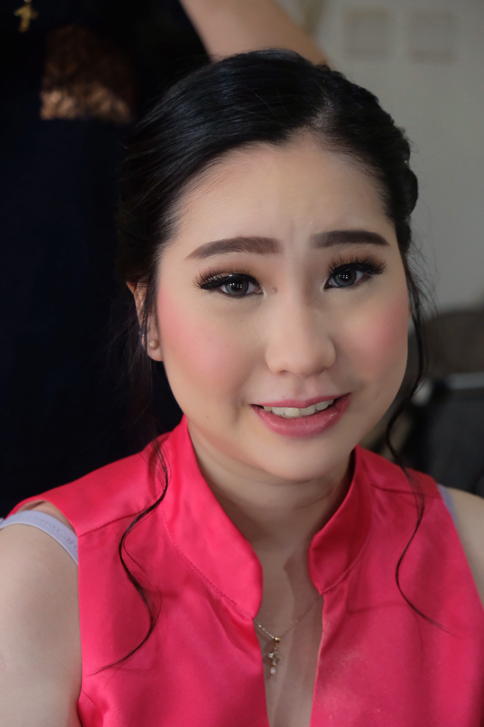 Sister of the Bride Morning and Night Look by Erliana Lim Makeup Artist - 003