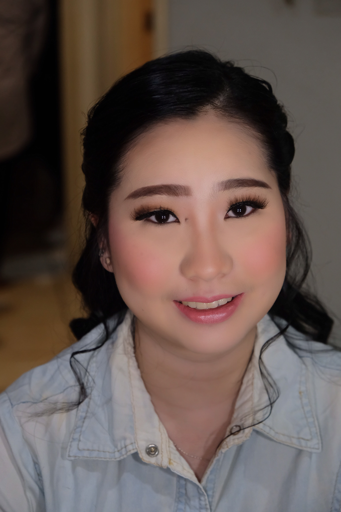 Sister of the Bride Morning and Night Look by Erliana Lim Makeup Artist - 004