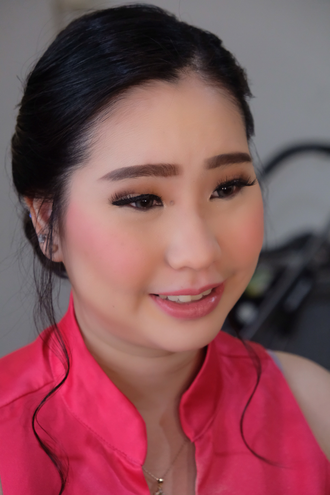 Sister of the Bride Morning and Night Look by Erliana Lim Makeup Artist - 001