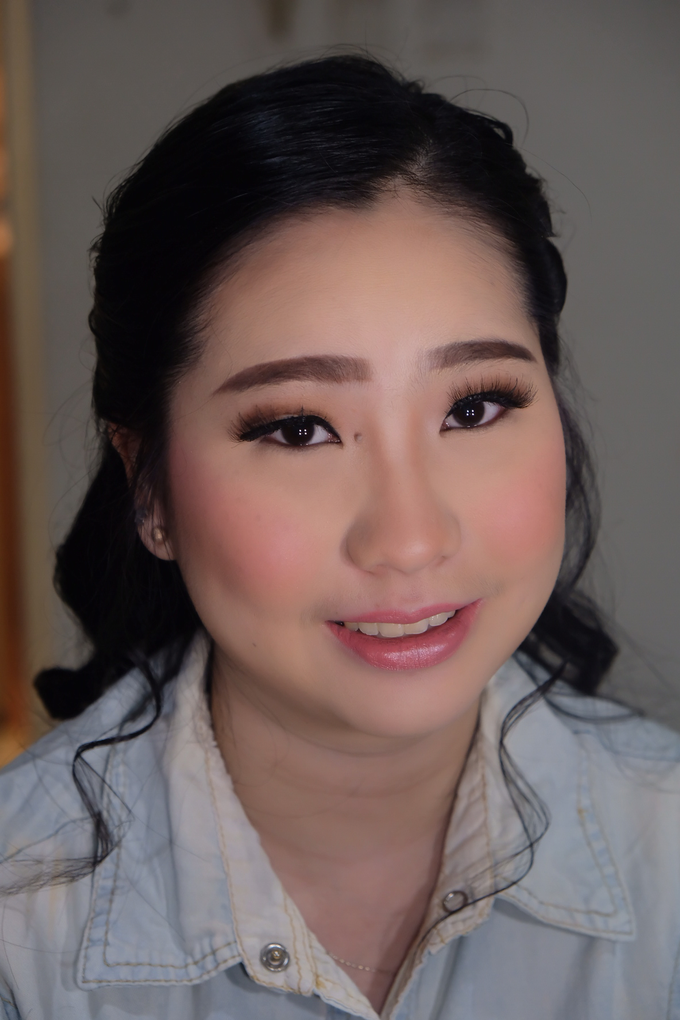 Sister of the Bride Morning and Night Look by Erliana Lim Makeup Artist - 005
