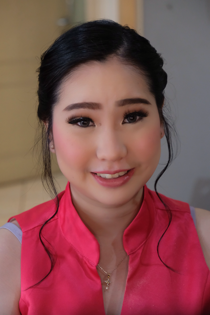 Sister of the Bride Morning and Night Look by Erliana Lim Makeup Artist - 002