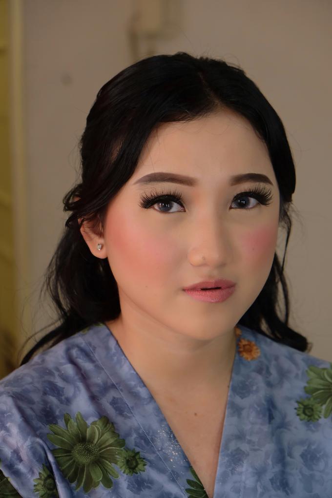 Bridesmaid Morning Look by Erliana Lim Makeup Artist - 003