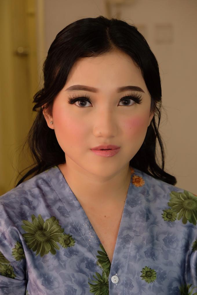 Bridesmaid Morning Look by Erliana Lim Makeup Artist - 002
