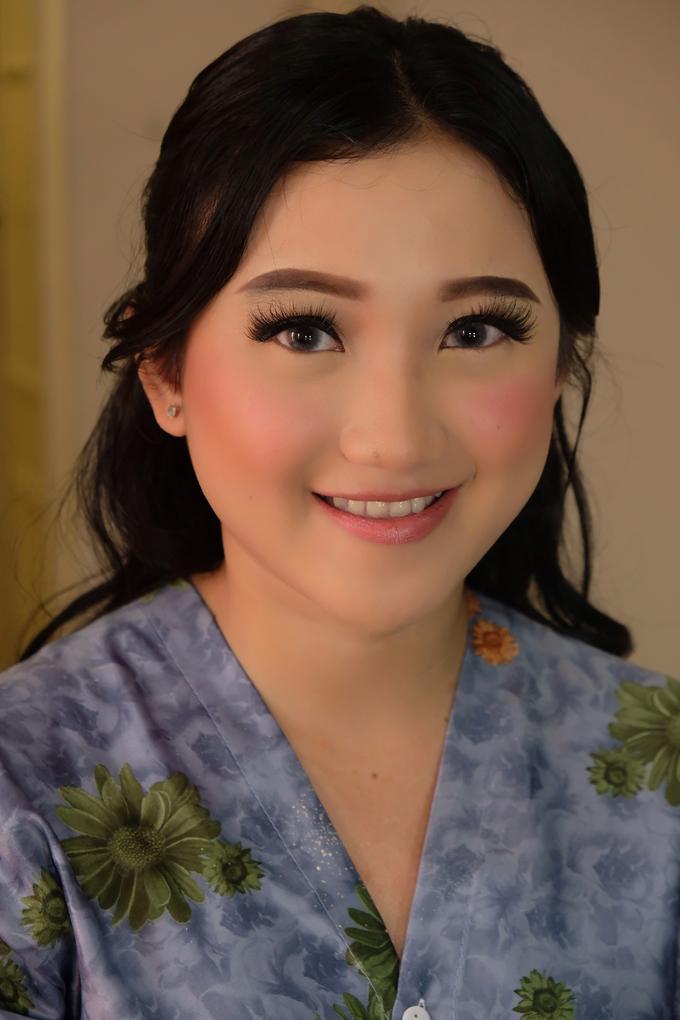 Bridesmaid Morning Look by Erliana Lim Makeup Artist - 001