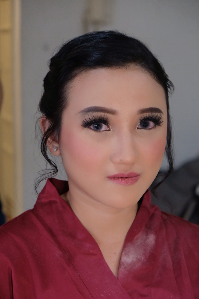 Bridesmaid Night Look (After Retouch) by Erliana Lim Makeup Artist - 002