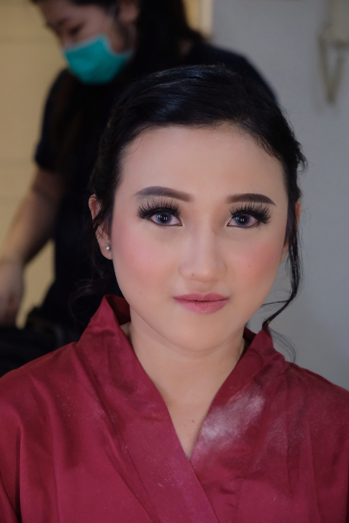Bridesmaid Night Look (After Retouch) by Erliana Lim Makeup Artist - 001