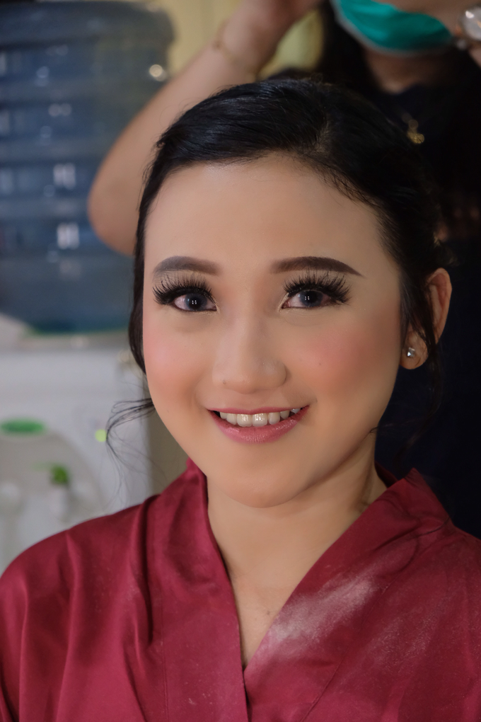 Bridesmaid Night Look (After Retouch) by Erliana Lim Makeup Artist - 003