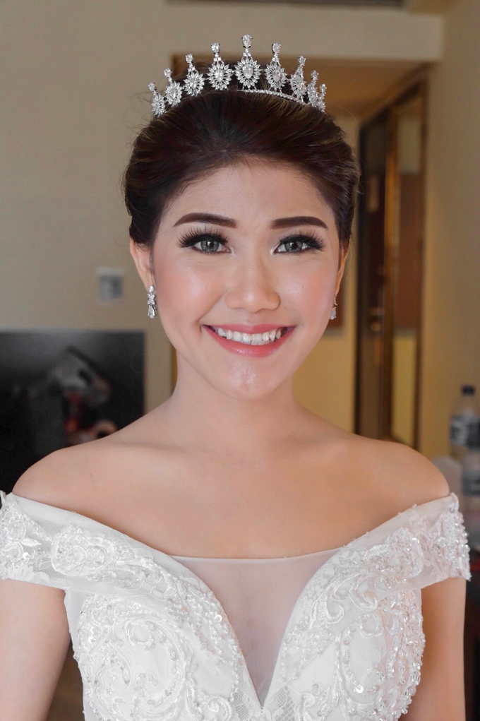 night look for ms. sisca by Erliana Lim Makeup Artist - 001