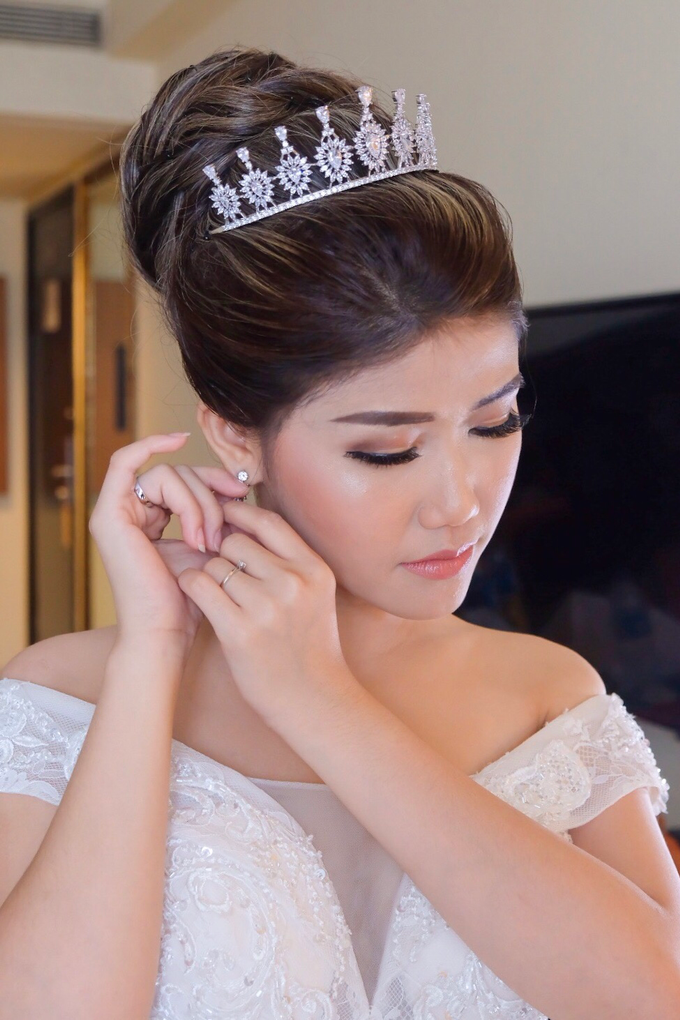 night look for ms. sisca by Erliana Lim Makeup Artist - 002