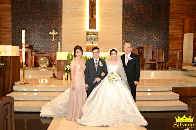 The Photo Wedding Party of Ermano and Imelda by Diorama Tailor - 002