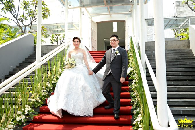 The Royal Wedding of Ermano and Imelda by DONNY LIEM The Make Up Art - 002