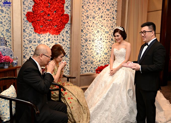 The Royal Wedding of Ermano and Imelda by DONNY LIEM The Make Up Art - 015
