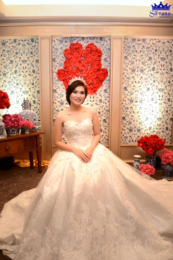 The Royal Wedding of Ermano and Imelda by DONNY LIEM The Make Up Art - 012