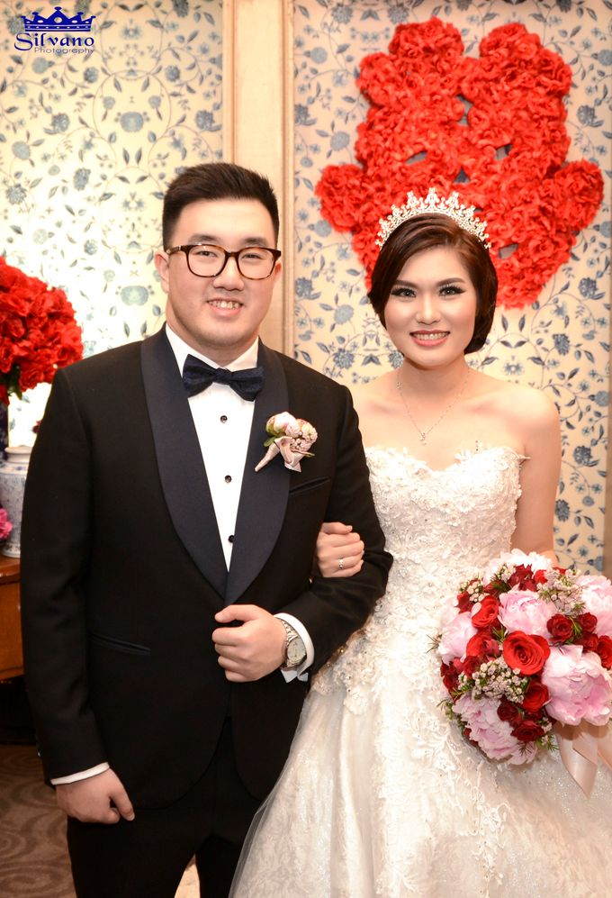 The Royal Wedding of Ermano and Imelda by DONNY LIEM The Make Up Art - 006