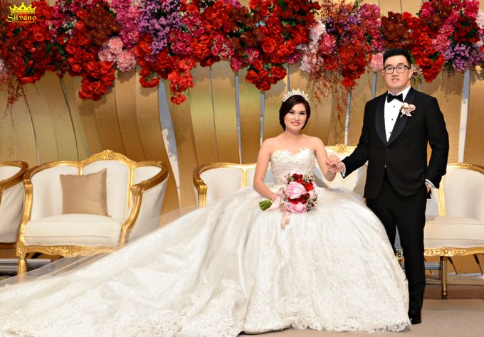 The Photo Wedding Party of Ermano and Imelda by Diorama Tailor - 012