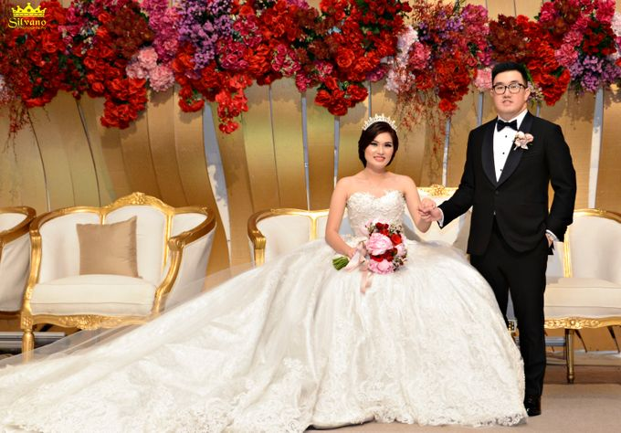 The Royal Wedding of Ermano and Imelda by DONNY LIEM The Make Up Art - 008