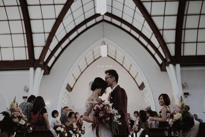 The Wedding of Erwin & Della by PlanMyDay Wedding Organizer - 018