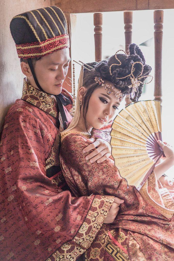 The Wedding of Erwin & Della by PlanMyDay Wedding Organizer - 004