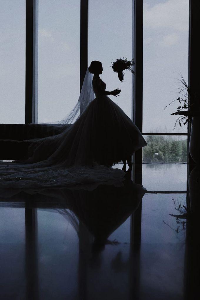 The Wedding of Erwin & Della by PlanMyDay Wedding Organizer - 001