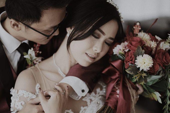 The Wedding of Erwin & Della by PlanMyDay Wedding Organizer - 014