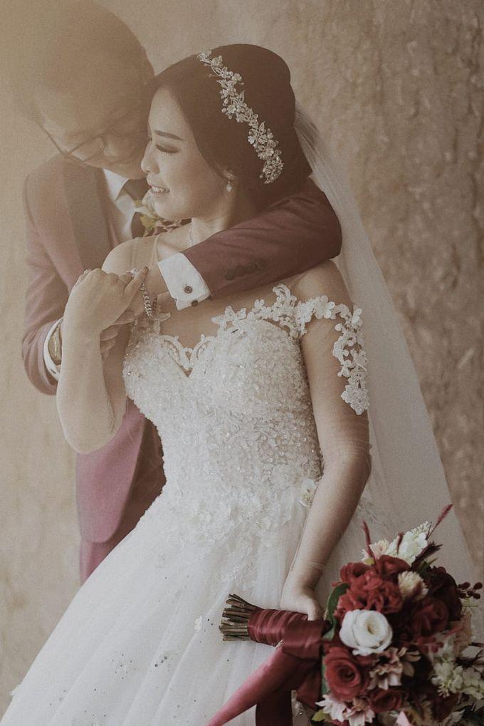 The Wedding of Erwin & Della by PlanMyDay Wedding Organizer - 015