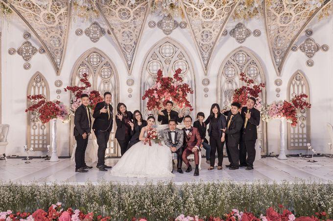 The Wedding of Erwin & Della by PlanMyDay Wedding Organizer - 022