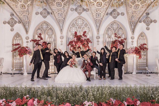 The Wedding of Erwin & Della by PlanMyDay Wedding Organizer - 023
