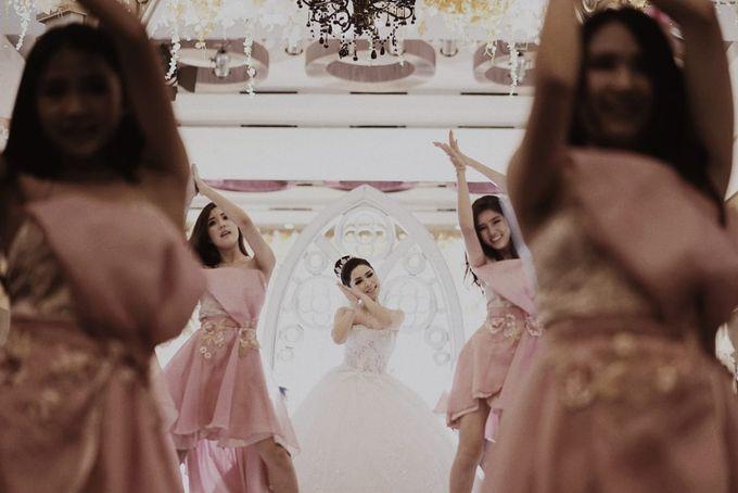The Wedding of Erwin & Della by PlanMyDay Wedding Organizer - 021