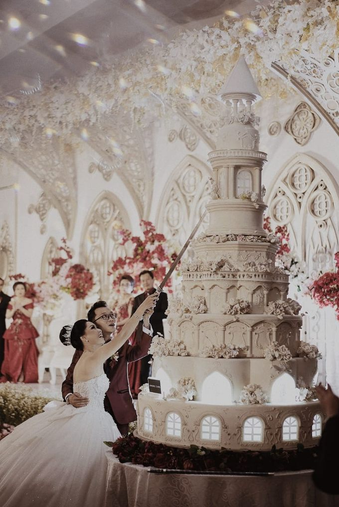 The Wedding of Erwin & Della by PlanMyDay Wedding Organizer - 019