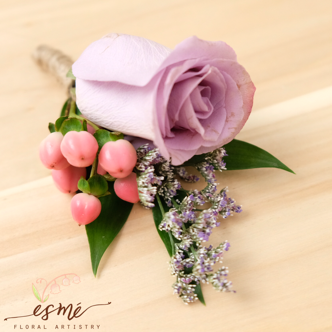 Boutonnieres by Esme Floral Artistry - 002