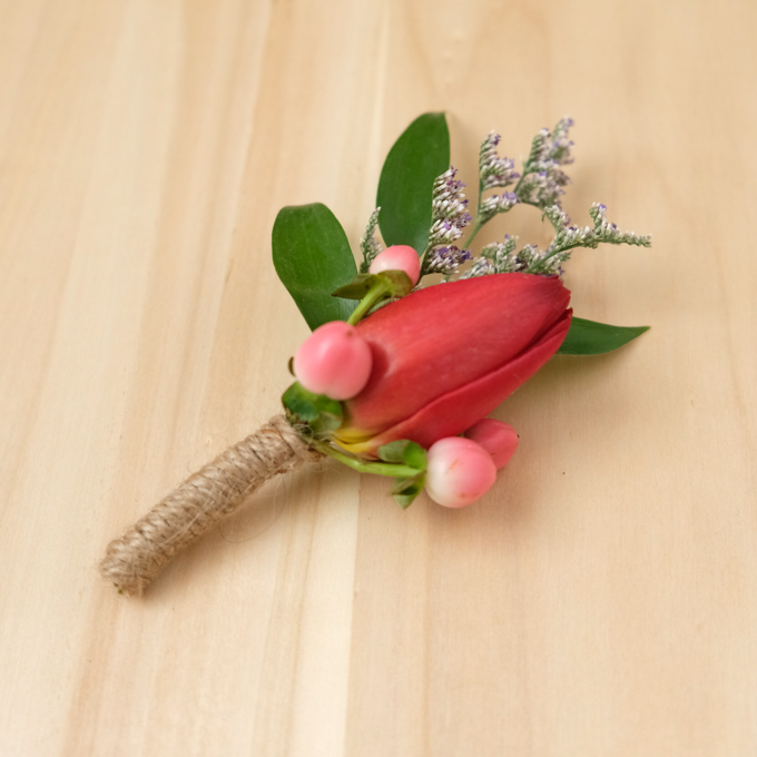 Boutonnieres by Esme Floral Artistry - 006
