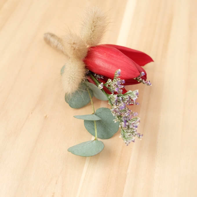 Boutonnieres by Esme Floral Artistry - 007