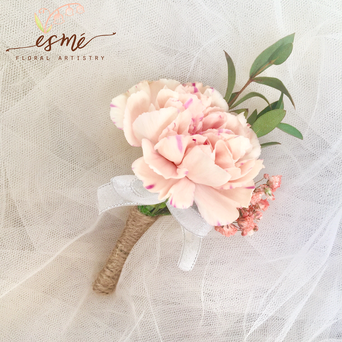 Boutonnieres by Esme Floral Artistry - 010