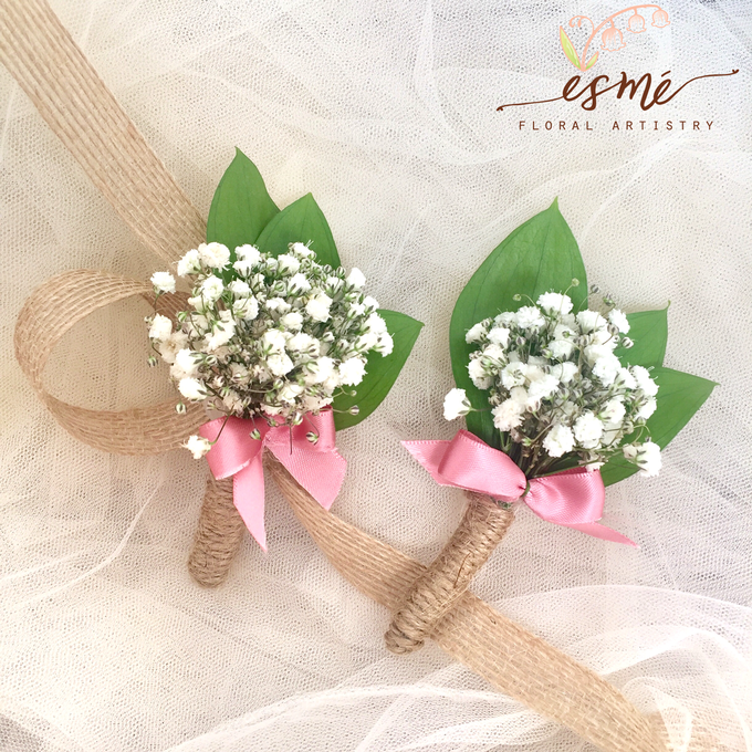 Boutonnieres by Esme Floral Artistry - 011