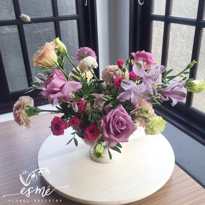 Vase Arrangement by Esme Floral Artistry - 001