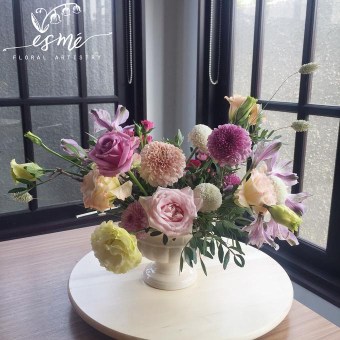 Vase Arrangement by Esme Floral Artistry - 002