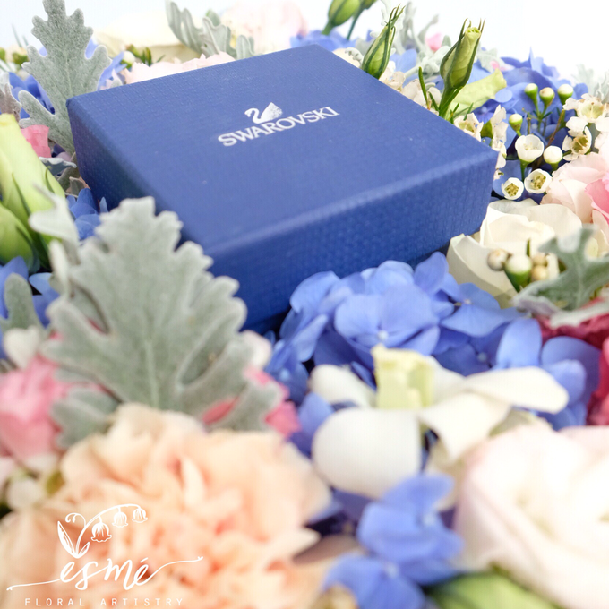 Flower Box by Esme Floral Artistry - 002
