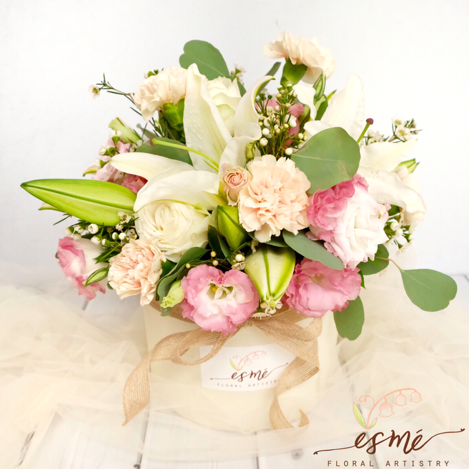 Flower Box by Esme Floral Artistry - 008