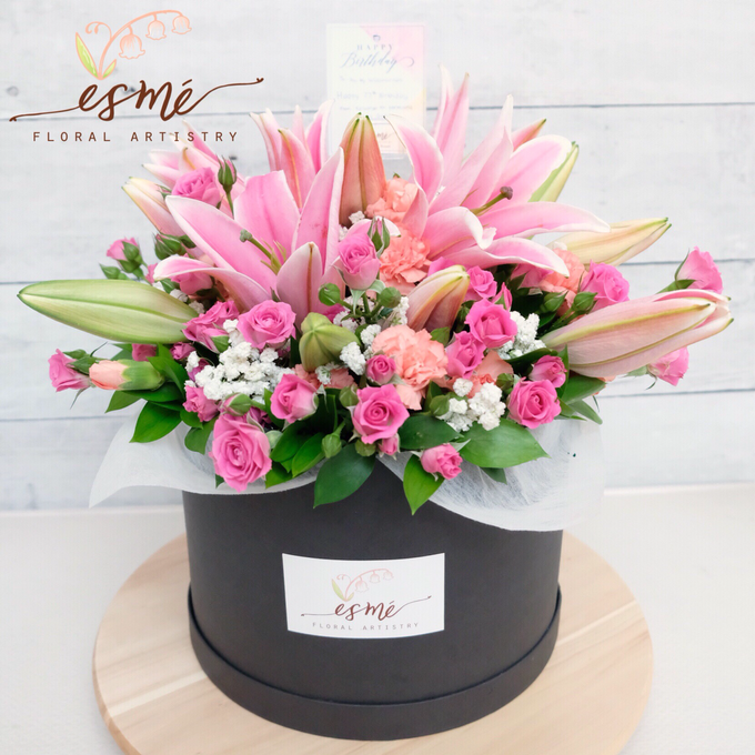 Flower Box by Esme Floral Artistry - 009