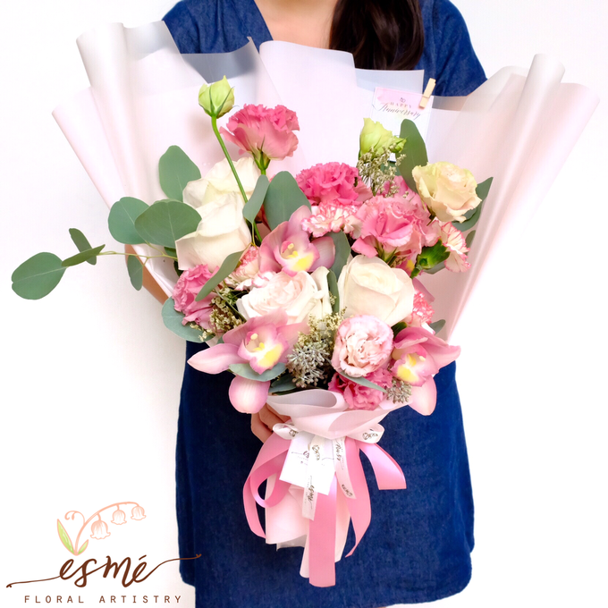 Flower Bouquet by Esme Floral Artistry - 001