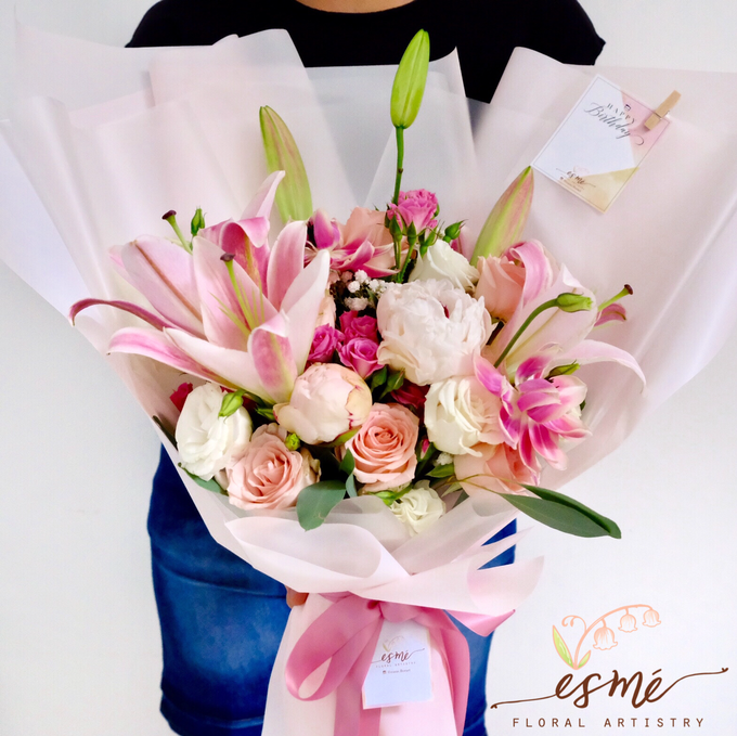 Flower Bouquet by Esme Floral Artistry - 002