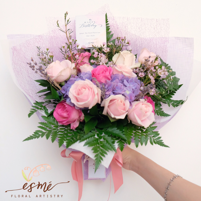 Flower Bouquet by Esme Floral Artistry - 004
