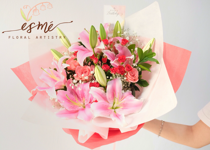 Flower Bouquet by Esme Floral Artistry - 005