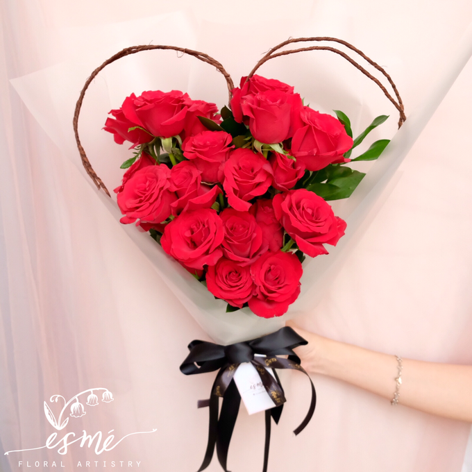 Flower Bouquet by Esme Floral Artistry - 006