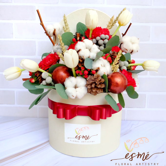 Flower Box by Esme Floral Artistry - 015