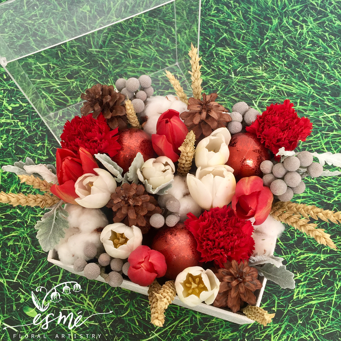 Flower Box by Esme Floral Artistry - 014