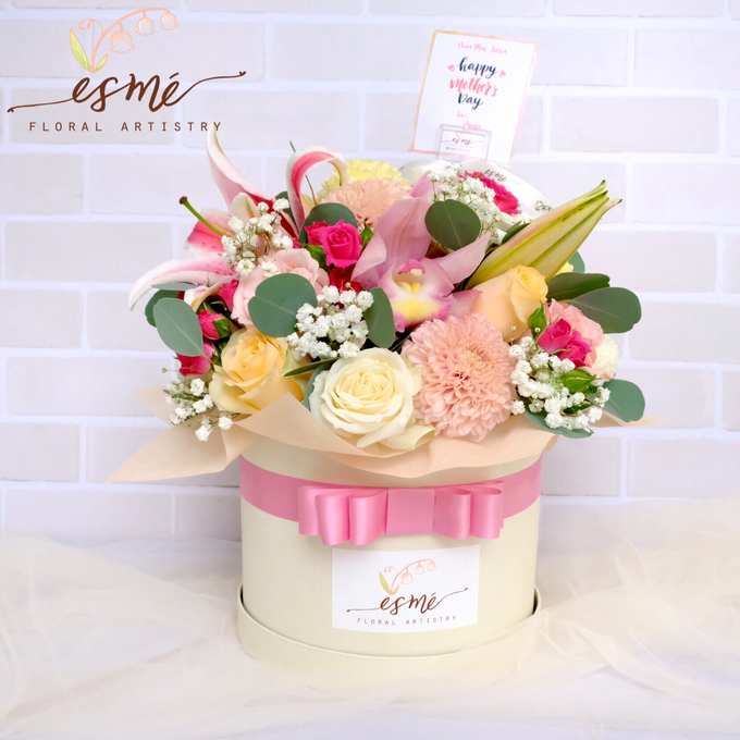 Flower Box by Esme Floral Artistry - 018