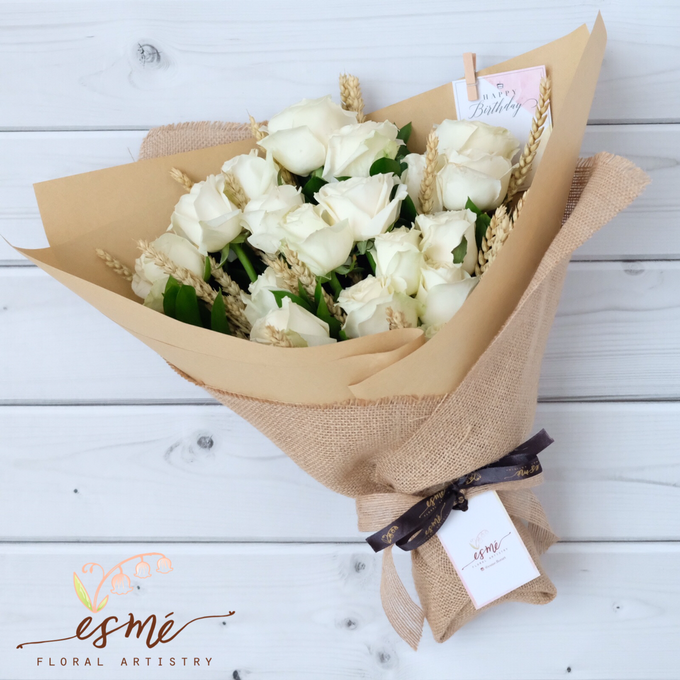 Flower Bouquet by Esme Floral Artistry - 008